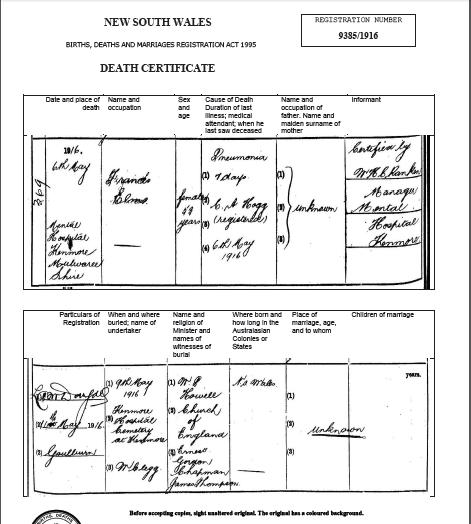 FrancesElmspic_DeathCertificate_1916